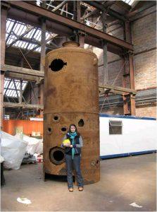 VIC32 boiler